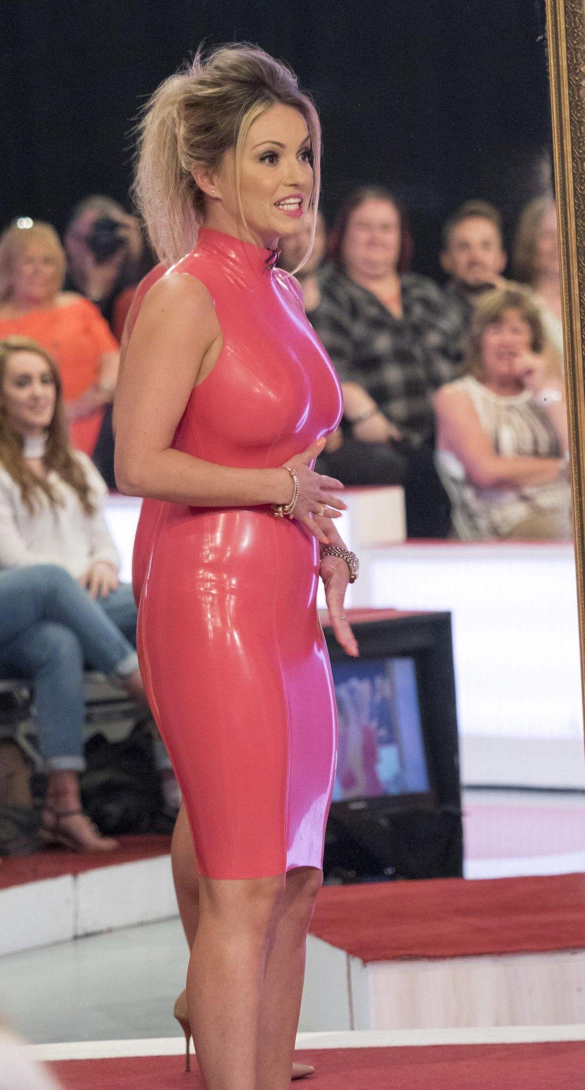 OLA JORDAN at Loose Women TV Show in London 05/27/2017
