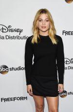 OLIVA HOLT at 2017 ABC/Disney Media Distribution International Upfront in Burbank 05/21/2017