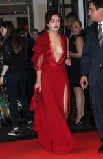 OLIVIA COOKE at 2017 MET Gala in New York 05/01/2017