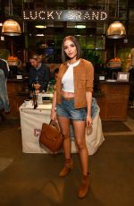 OLIVIA CULPO at Lucky Brand Presents Lucky Lives in Los Angeles 05/17/2017
