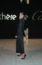 OLIVIA CULPO at Panthere De Cartier Watch Launch in Los Angeles 05/05/2017