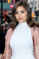 OLIVIA CULPO Out and About in New York 05/09/2017