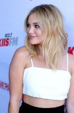 OLIVIA HOLT at 102.7 Kiss FM