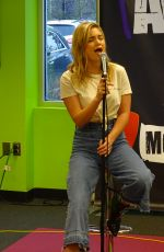 OLIVIA HOLT at 98.7 AMP Radio Switch Party in Detroit 03/31/2017