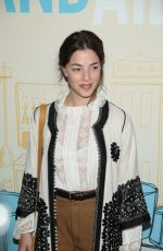 OLIVIA THIRLBY at Band Aid Premiere in Los Angeles 05/30/2017