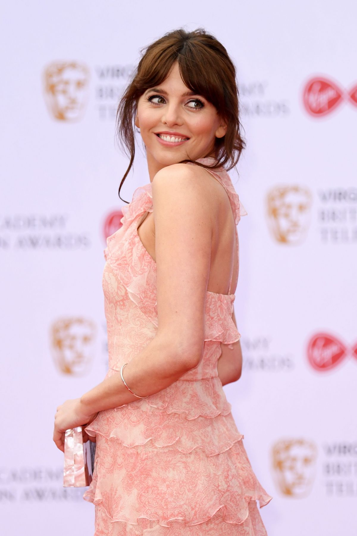 OPHELIA LOVIBOND at 2017 British Academy Television Awards in London 05/14/2017