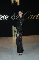 ORIANA SABATINI at Panthere De Cartier Watch Launch in Los Angeles 05/05/2017