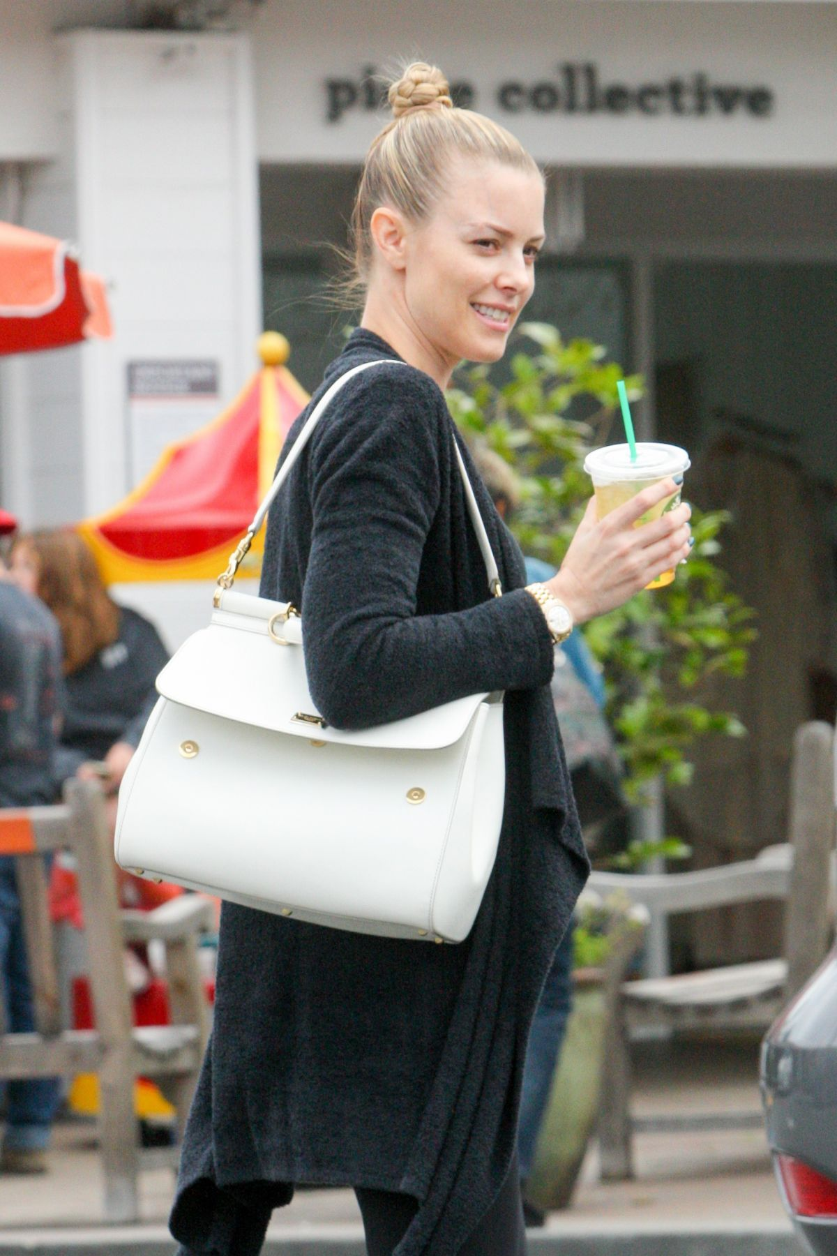 PAIGE BUTCHER Out in Beverly Hills 05/17/2017