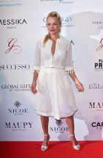 PAMELA ANDERSON at 2017 Global Gift Gala in Paris 05/16/2017
