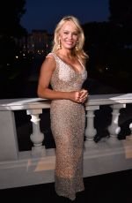 PAMELA ANDERSON at Love on the Rocks Photocall Party at Eden Roc in Antibes 05/23/2017