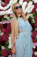 PARIS HILTON at Philipp Plein Resort Collection Show at Cannes Film Festival 05/24/2017