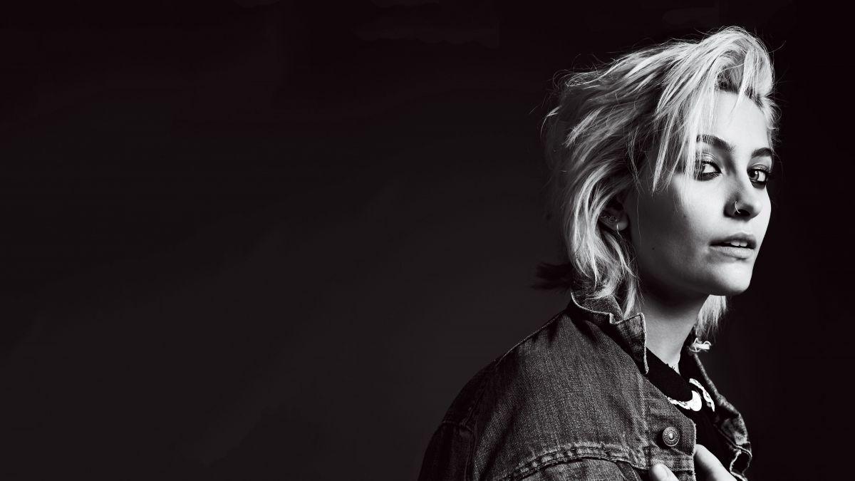 PARIS JACKSON for Teen Vogue Magazine, May 2017
