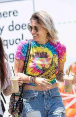 PARIS JACKSON Leaves Sunlife Organics in Calabasas 05/16/2017