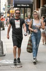PARIS JACKSON Out and About in New York 04/29/2017