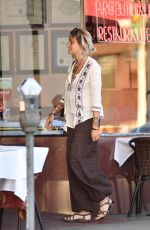 PARIS JACKSON Out For Dinner at Gardel Restaurant in West Hollywood 05/18/2017
