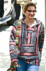 PARIS JACKSON Out in Beverly Hills 05/06/2017