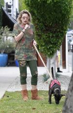 PARIS JACKSON Out in Los Angeles 05/08/2017