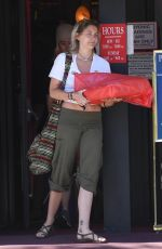 PARIS JACKSON Out Shopping in Los Angeles 05/13/2017