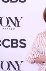 PATTI LUPONE at 2017 Tony Awards Meet the Nominees Press Junket in New York 05/03/2017