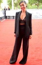PEARL MACKIE at 2017 British Academy Television Awards in London 05/14/2017