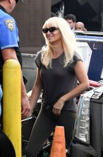 PENELOPE CRUZ on the Set of Versace: American Crime Story in Miami 05/19/2017