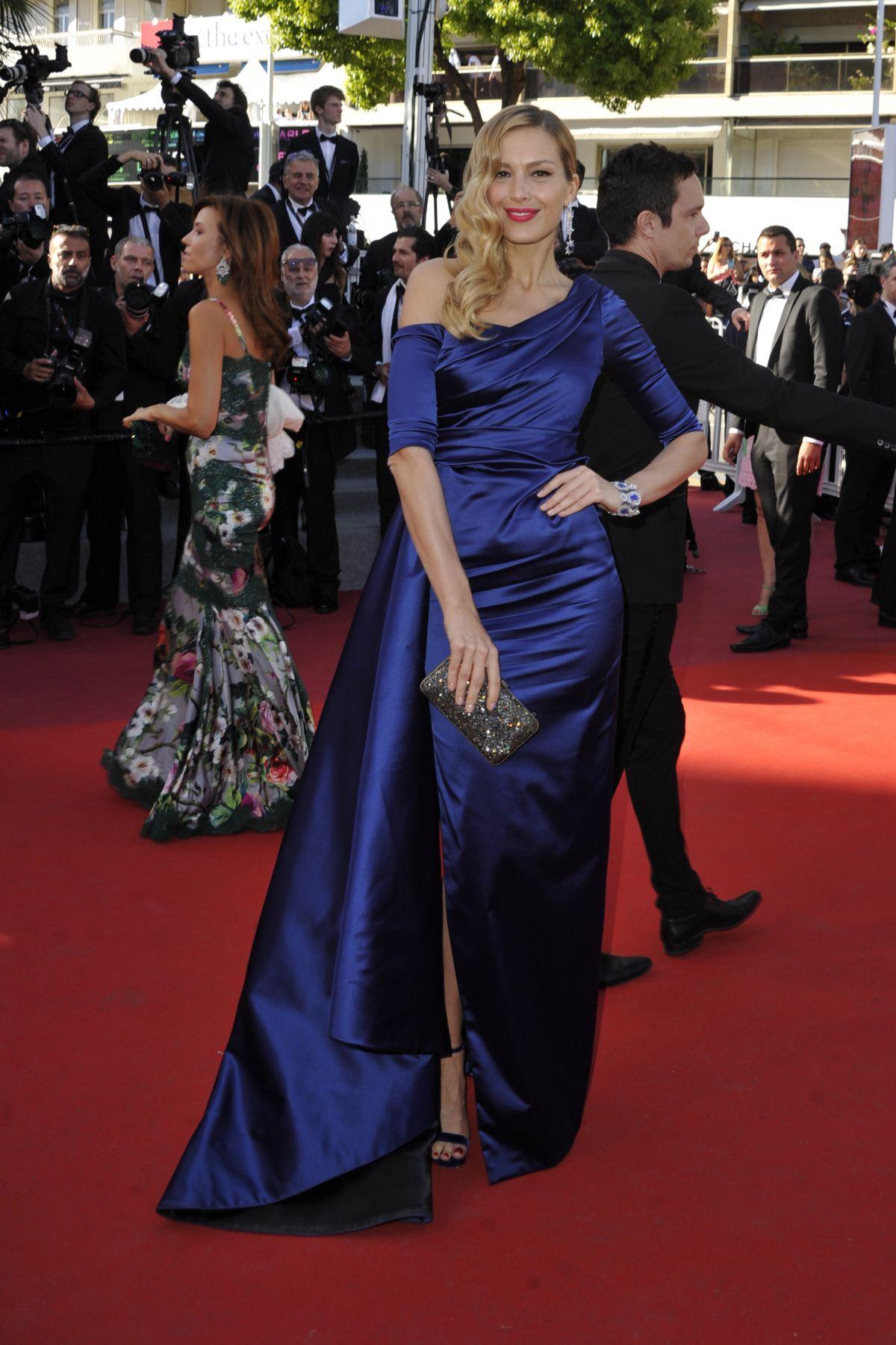 PETRA NEMCOVA at 120 Beats Per Minute Premiere at 70th Annual Cannes Film Festival 05/20/2017