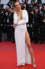 PETRA NEMCOVA at Loveless Premiere at 2017 Cannes Film Festival 05/18/2017