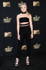 PEYTON ROI LIST at 2017 MTV Movie & TV Awards in Los Angeles 05/07/2017