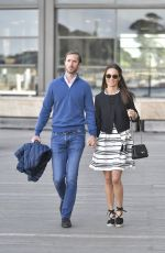 PIPPA MIDLETON and James Matthews Out and About in Sydney 05/31/2017