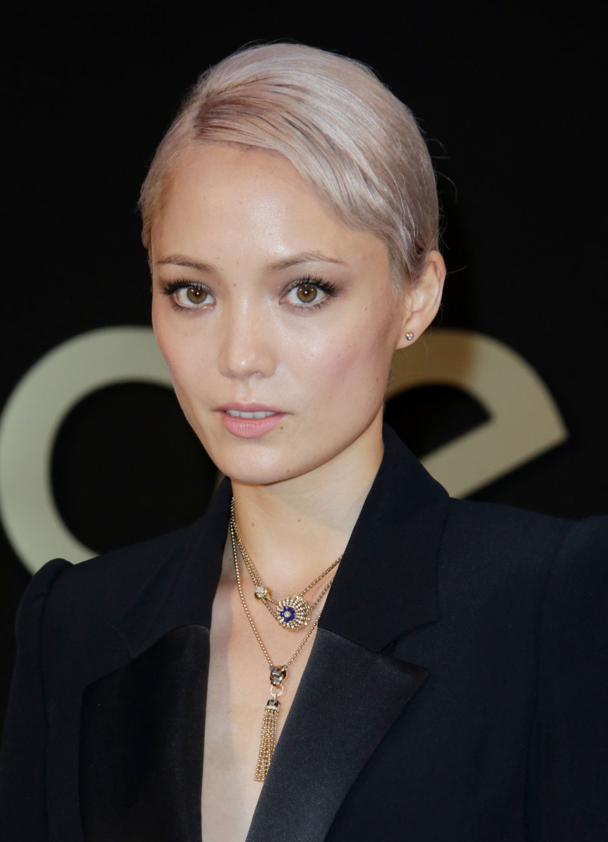 POM KLEMENTIEFF at Panthere De Cartier Watch Launch in Los