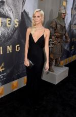POPPY DELEVINGNE at King Arthur: Legend of the Sword Premiere in Hollywood 05/08/2017