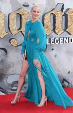 POPPY DELEVINGNE at King Arthur: Legend of the Sword Premiere in London 05/10/2017