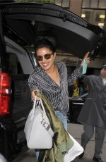 PRIYANKA CHOPRA Arrives at Her Hotel in New York 05/01/2017