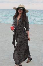 PRIYANKA CHOPRA at a Beach in Miami Beach 05/14/2017