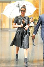 PRIYANKA CHOPRA Out in New York 05/22/2017