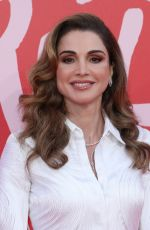 QUEEN RANIA at Fashion for Relief Charity Gala in Cannes 05/21/2017