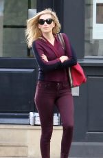 RACHEL RILEY Out and About in London 05/12/2017