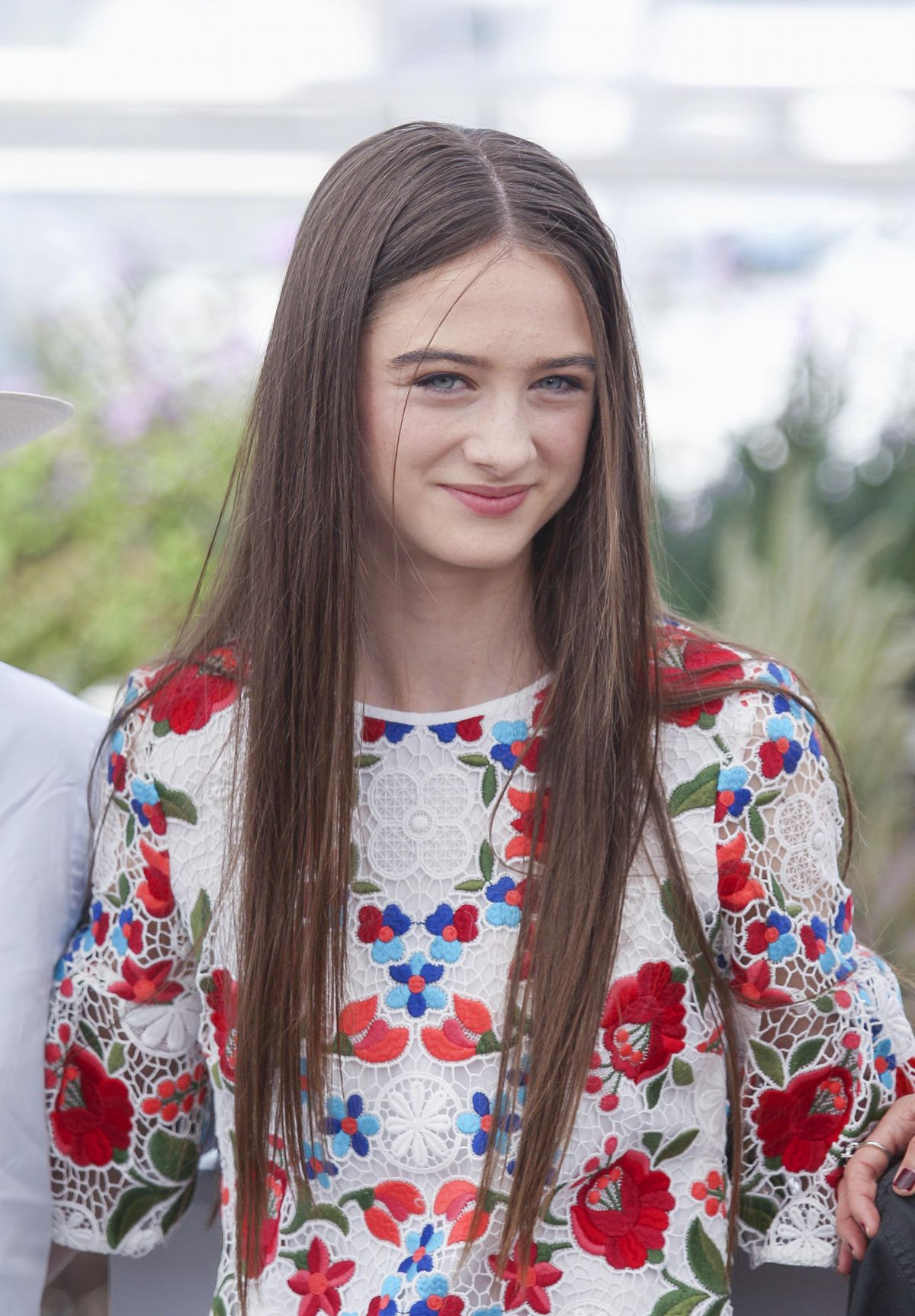 RAFFEY CASSIDY at The Killing of a Sacred Deer Photocall at 2017 Cannes Film Festival 05/22/2017