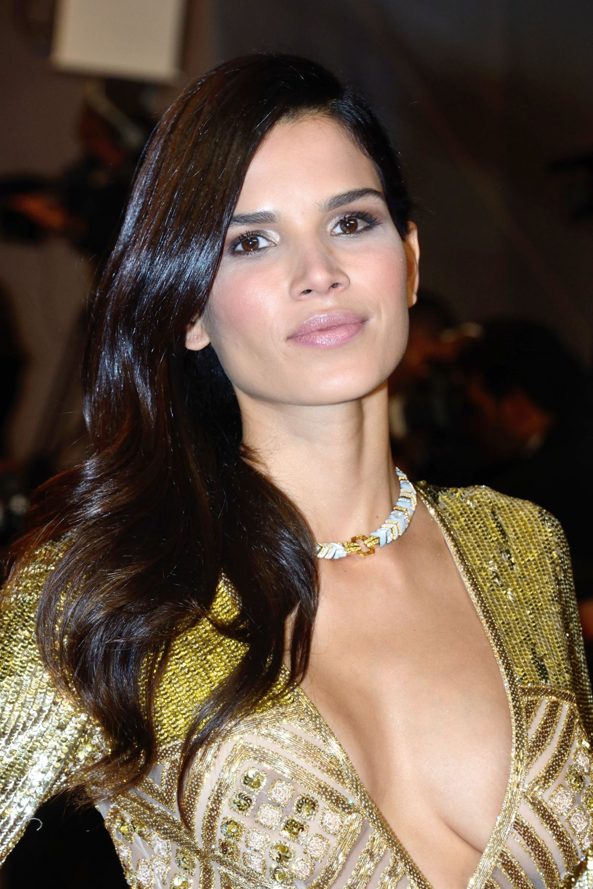 RAICA OLIVEIRA At Happy End Premiere At 70th Annual Cannes