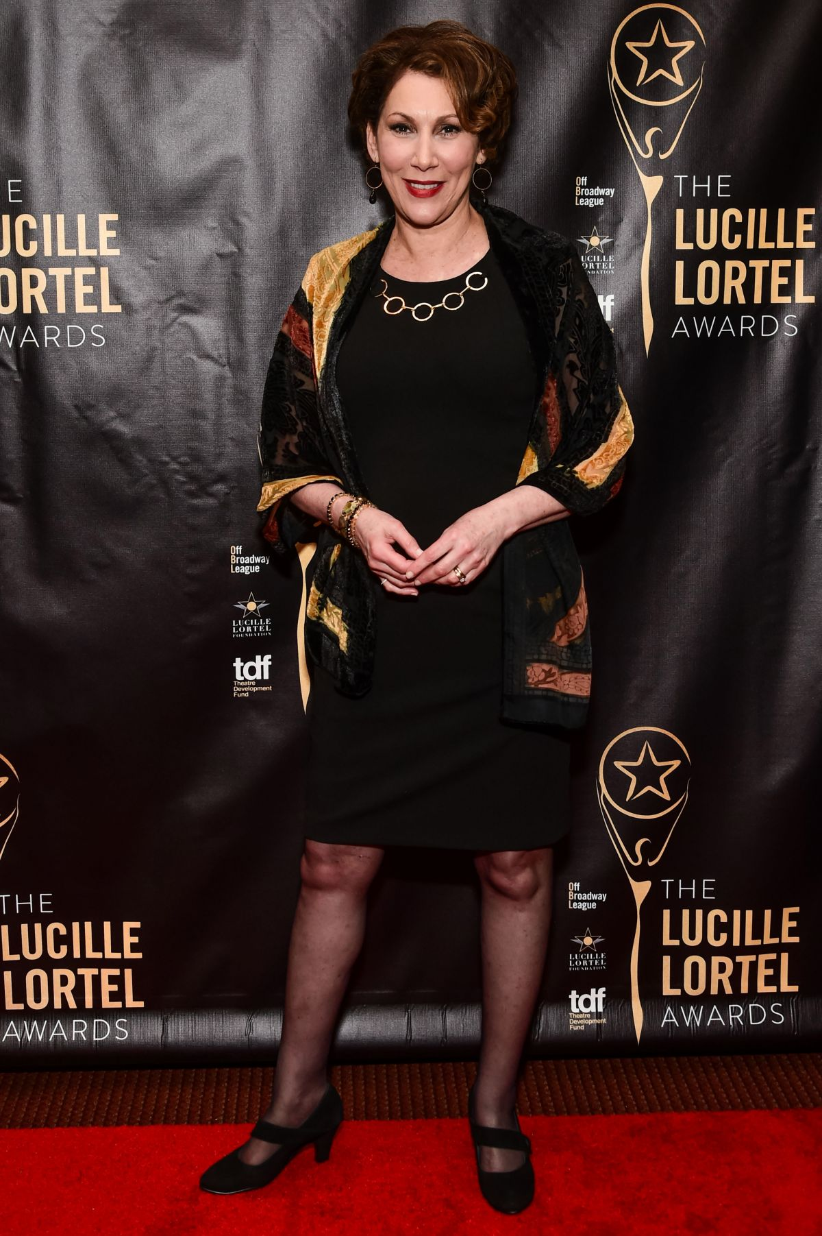 RANDY GRAFF at 32nd Annual Lucille Lortel Awards in New York 05/07/2017