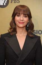 RASHIDA JONES at 76th Annual Peabody Awards in New York 05/20/2017