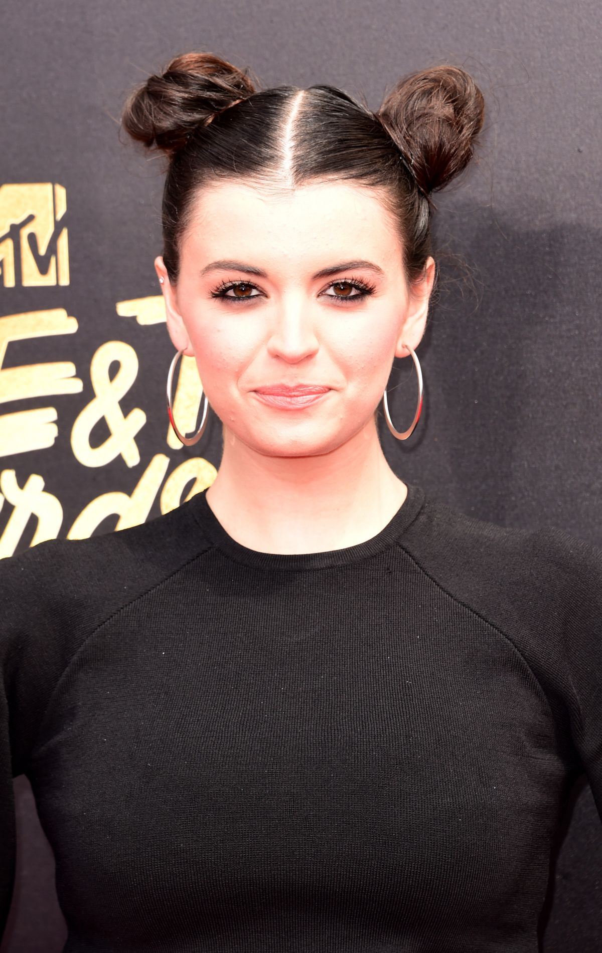 REBECCA BLACK at 2017 MTV Movie & TV Awards in Los Angeles ...
