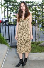 REBECCA DAYAN at Creatures of the Wind and System Magazine Party in Los Angeles 05/12/2017