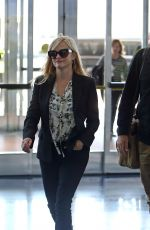 REESE WITHERSPOON and Jm Toth at JFK Airport in New York 05/02/2017