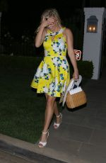 REESE WITHERSPOON Leaves a Party in Brentwood 05/06/2017