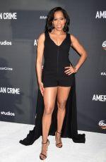 REGINA KING at American Crime Screening in Los Angeles 04/29/2017