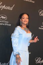 RIHANNA at Chopard Party at 2017 Cannes Film Festival 05/19/2017