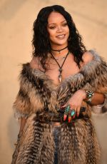 RIHANNA at Dior Cruise Collection 2018 Show in Los Angeles 05/11/2017
