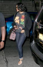 RIHANNA Night Out in New York 05/24/2017