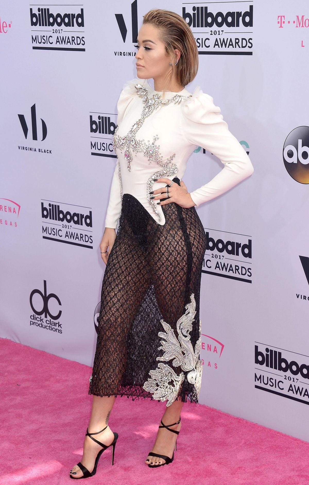 RITA ORA at Billboard Music Awards 2017 in Las Vegas 05/21/2017 - HawtCelebs